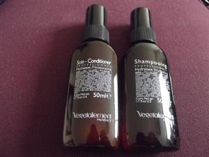 Shampoing et Soin hydratants - Végétalement Provence