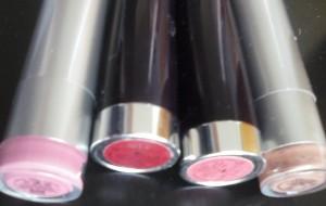 mes rouges à lèvres d'amour (1)