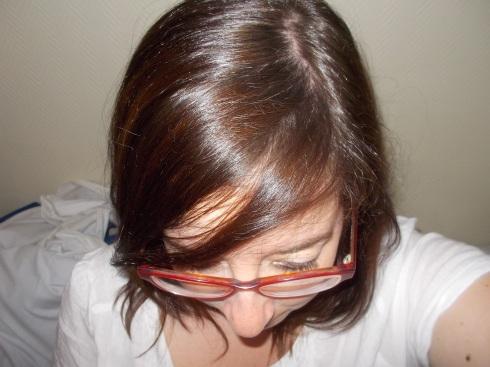 Derniers jours de cheveux bruns