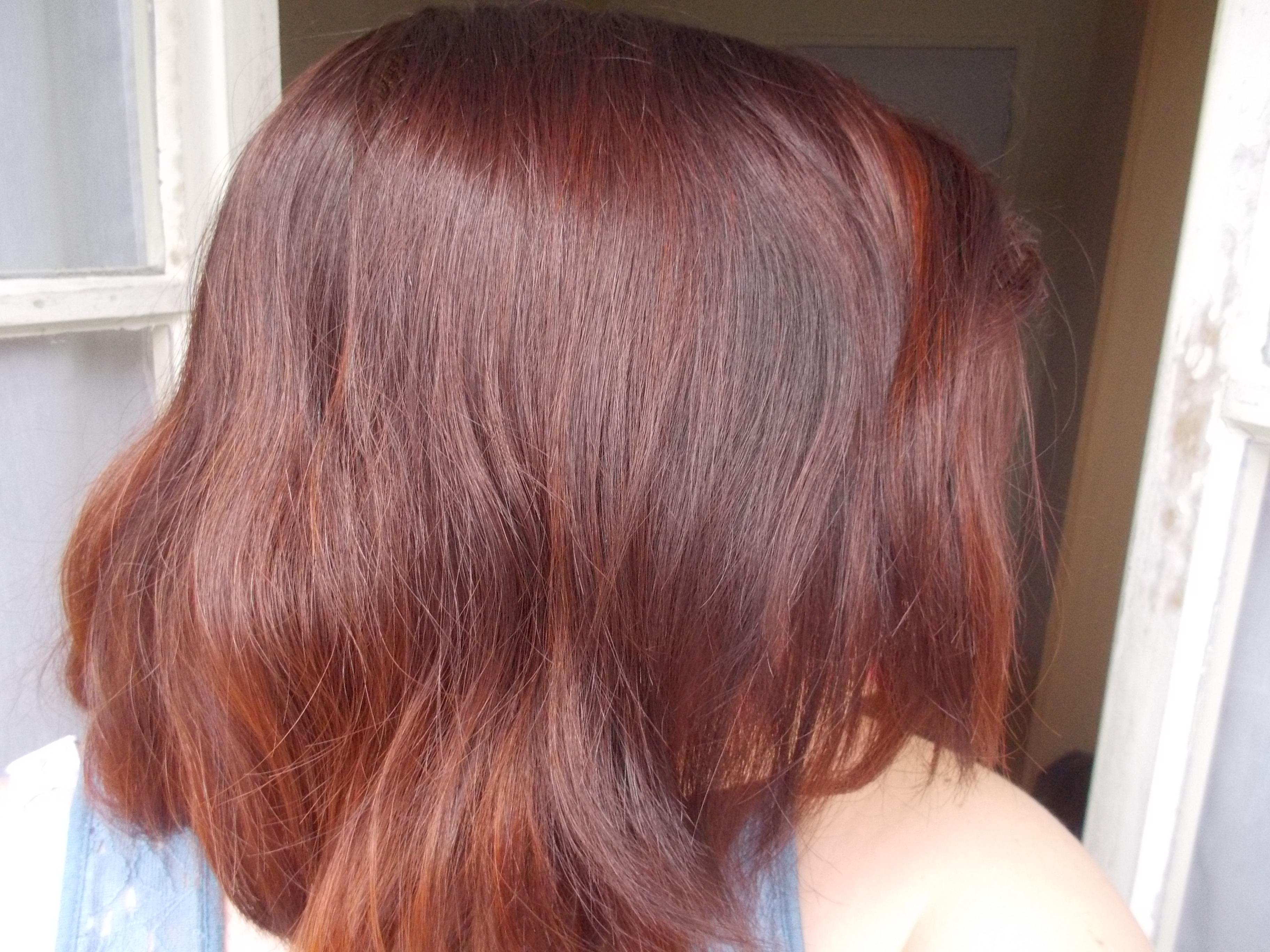 mon obsession cheveux du moment le henn the cranky cocktail - Coloration Henn Rouge