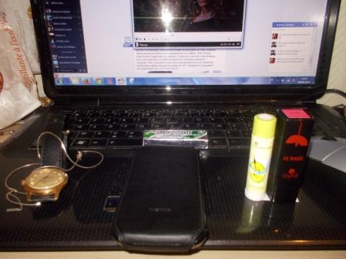 Mes cinq objets indispensables