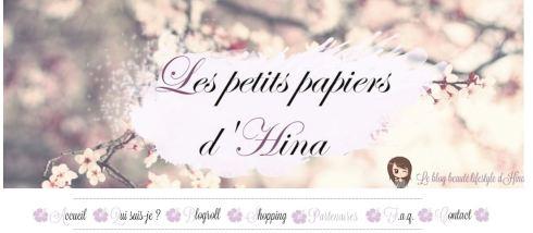 les petits papiers d'Hina