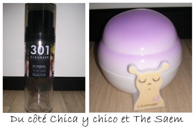 The Saem et Chica y chico