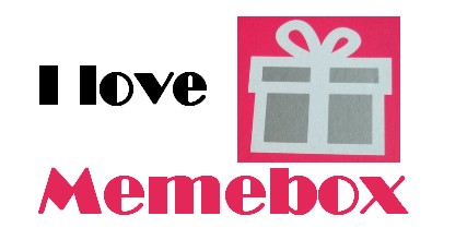 Memebox I love