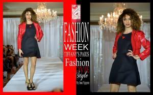 Défilé de Zigzag Créations à la Fashion week